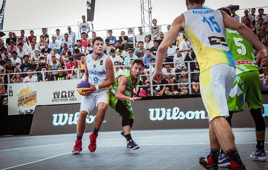Збірні України U-18 зіграють на чемпіонаті світу з баскетболу 3х3