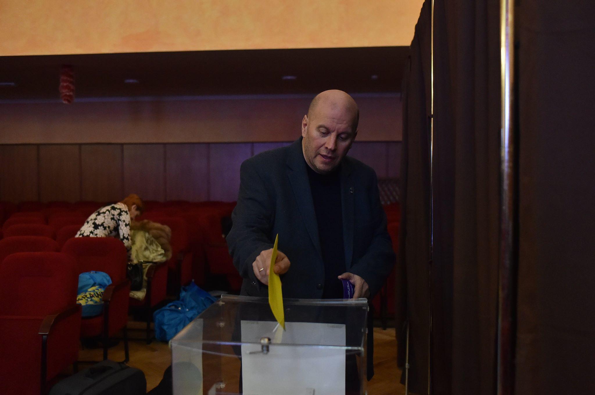 Михайло Бродський прокоментував обрання до виконкому НОК України