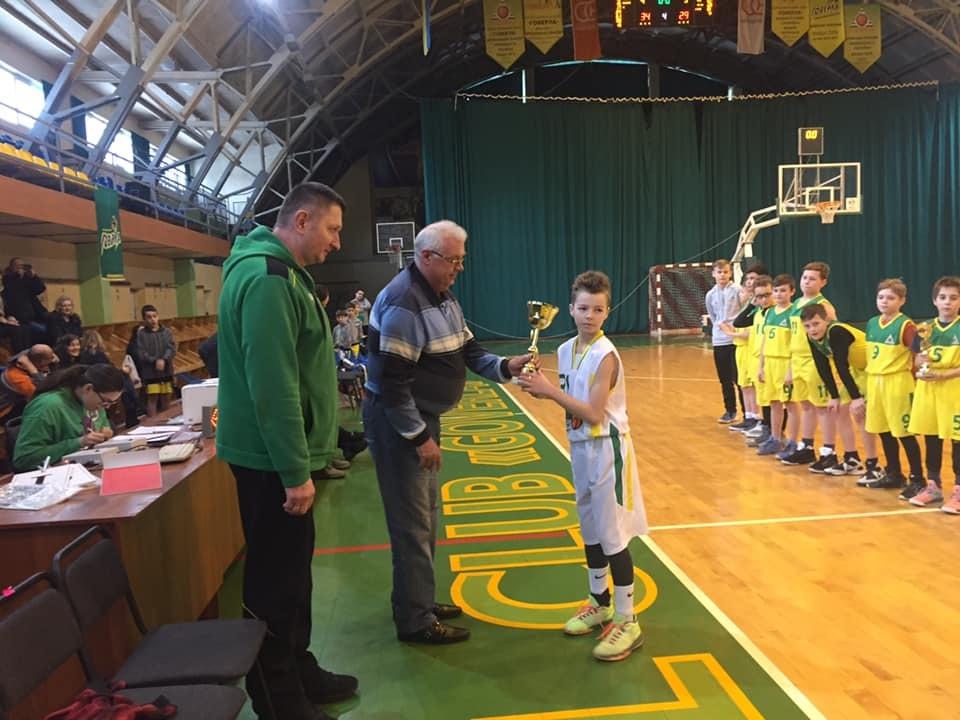 В Івано-Франківську започаткували турнір з нагоди Всесвітнього дня баскетболу