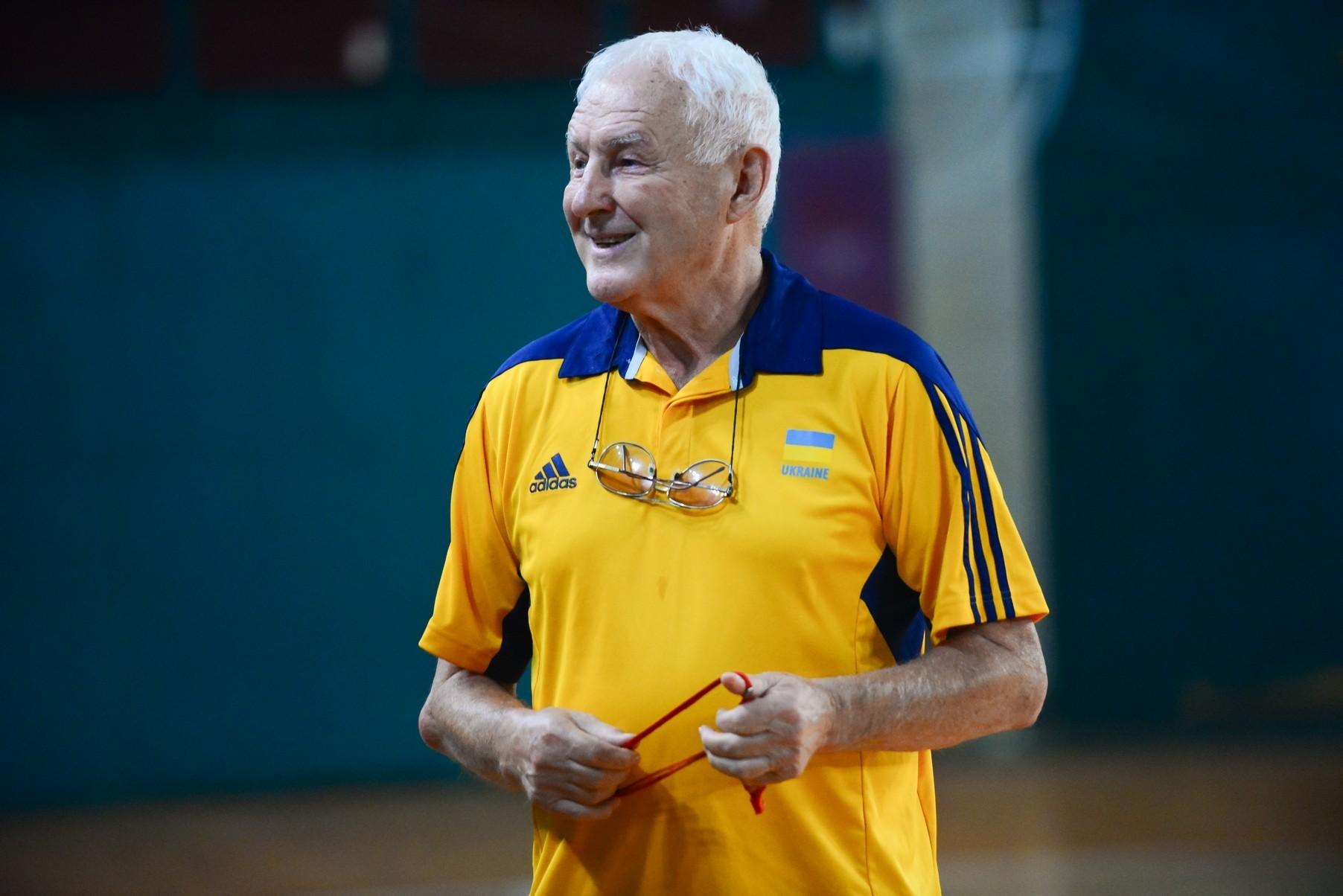 Валентин Мельничук: Я дуже радію за дитячих тренерів