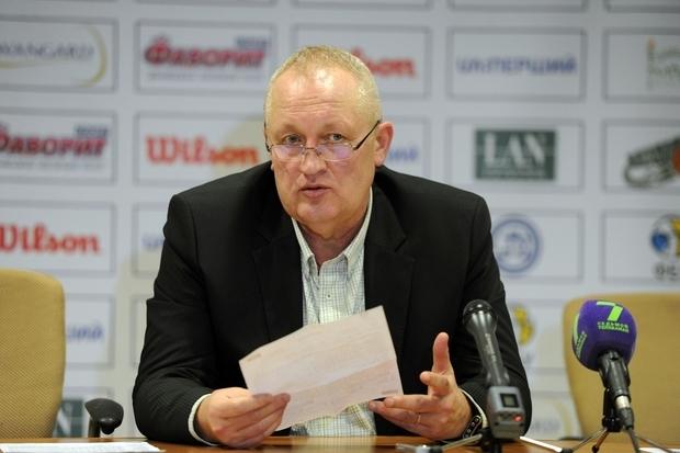 Віталій Лебединцев: Робота тренера цікавіше ніж коментаторська, хоча і більш стресова