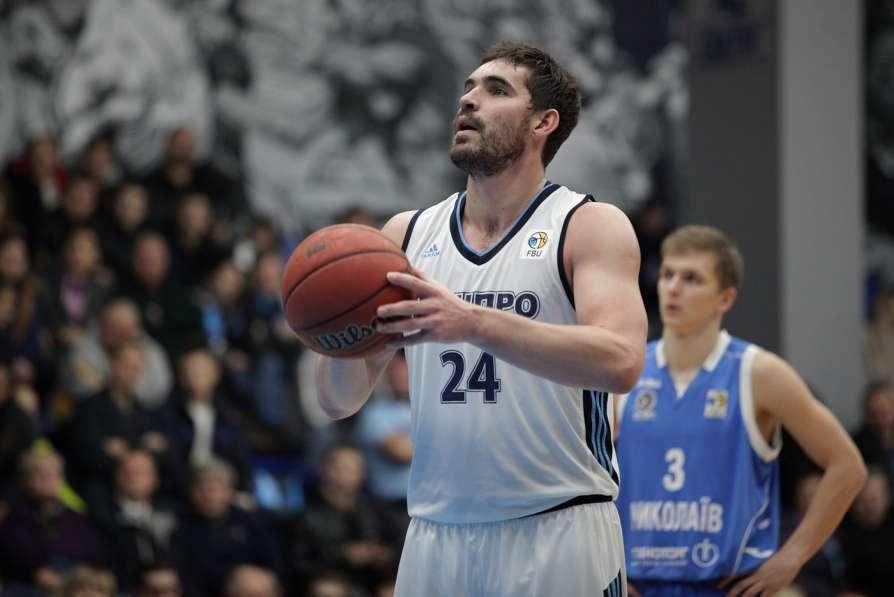 Дмитро Глєбов: сподіваюсь зіграти за Дніпро вже 5 січня
