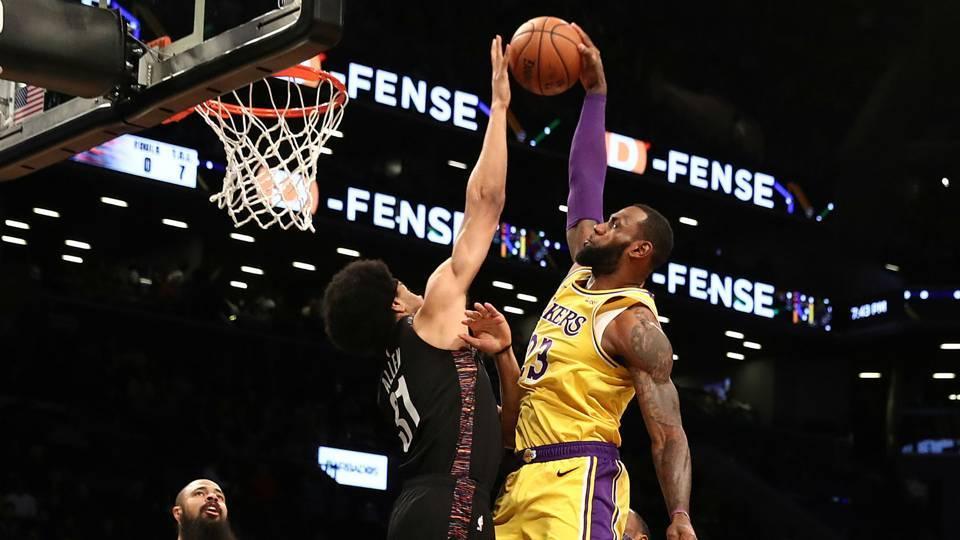 Топ-50 найкращих блок-шотів НБА у 2018 році: відео