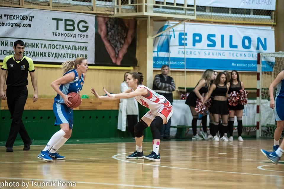 Кубок України (жінки): Чайка першою пробилася до Фіналу чотирьох