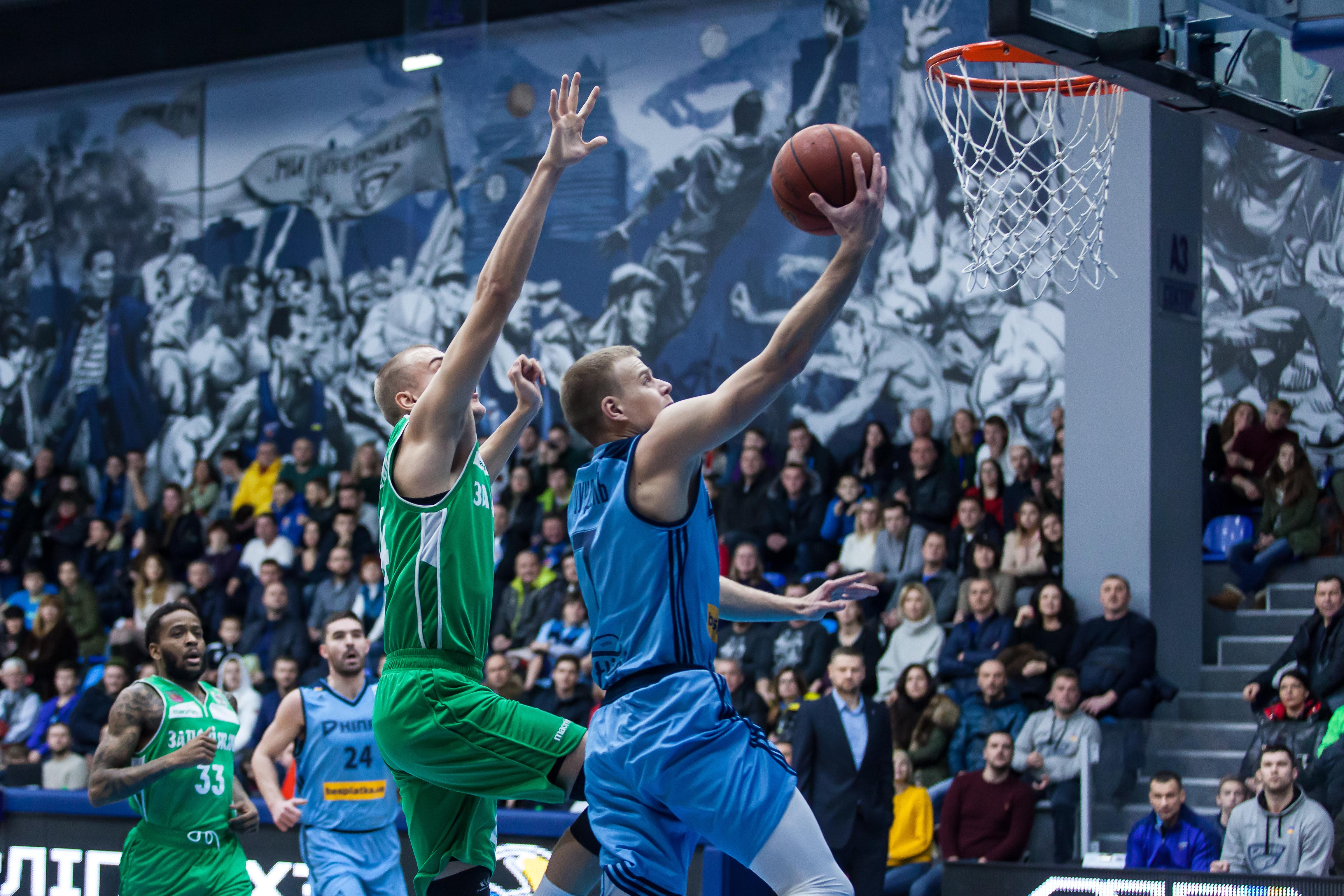 Дніпро вдруге переміг Запоріжжя і вийшов у Фінал чотирьох