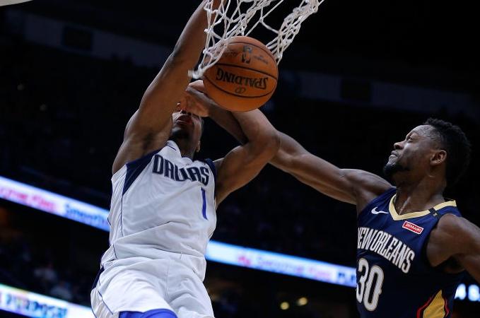 Найкращі данки грудня в НБА: відео