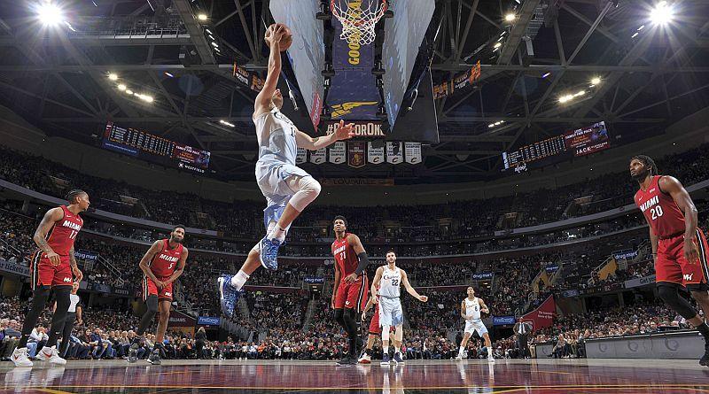Найкращі данки, кросовери та передачі тижня в НБА