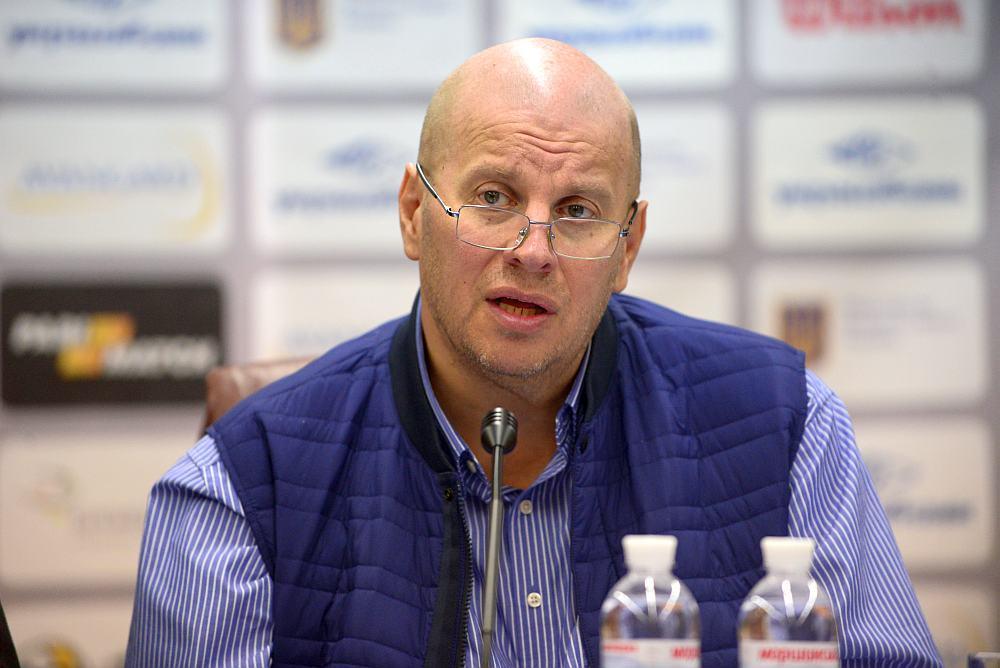 Заява президента ФБУ, щодо дискваліфікації чемпіона Суперліги з Фіналу чотирьох Кубку України