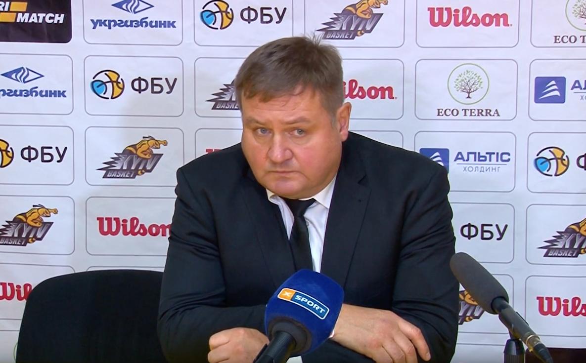 Київ-Баскет впевнено переміг Миколаїв: коментарі після гри