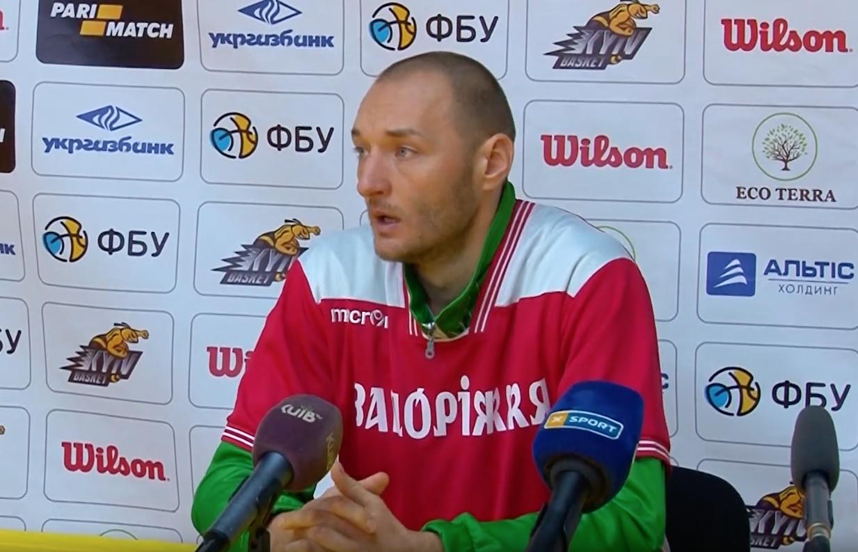 Київ-Баскет вдома здолав Запоріжжя: відео коментарів після гри