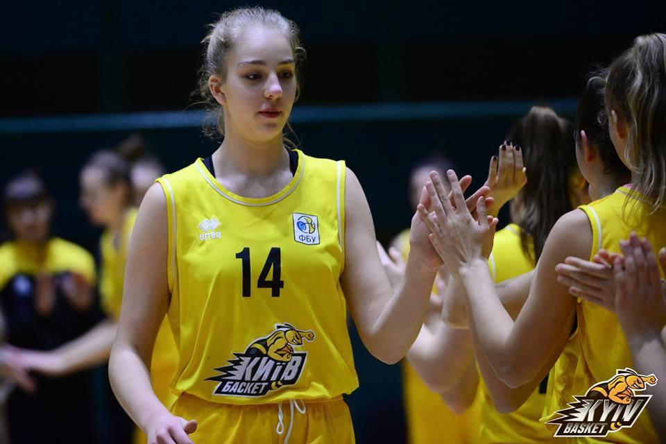 ВЮБЛ (дівчата-2004): КСЛІ-Київ-Баскет продовжує перемагати