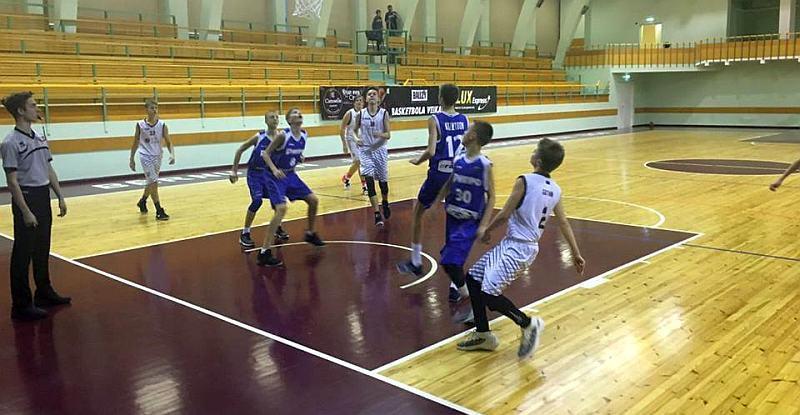 Юнаки Дніпра зіграли на другому етапі ЄЮБЛ