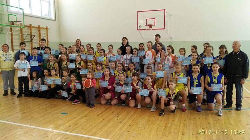 У Житомирі завершився тренувальний табір для юних баскетболістів