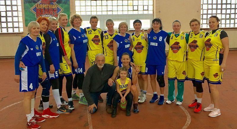 У Мукачеві відбувся міжнародний Різдвяний турнір