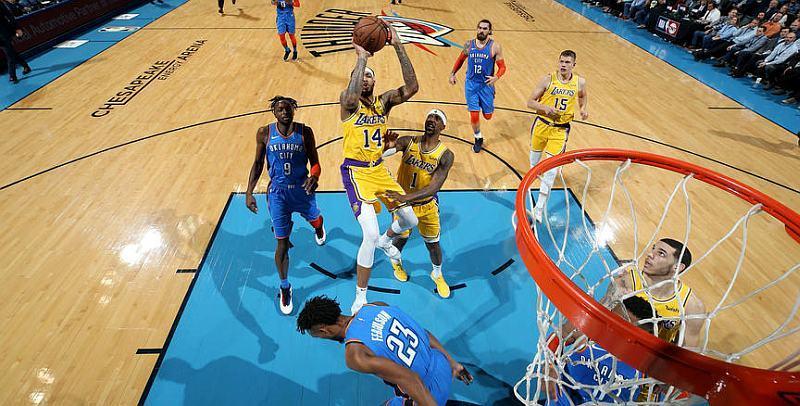 Михайлюк допоміг Лейкерс перемогти: результати 18 січня в НБА