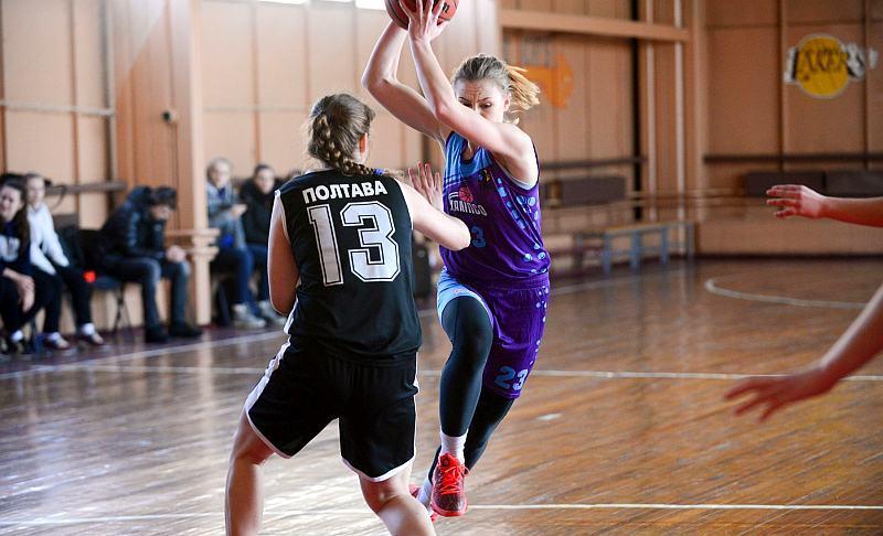 На Полтавщині пройшла баскетбольна Універсиада