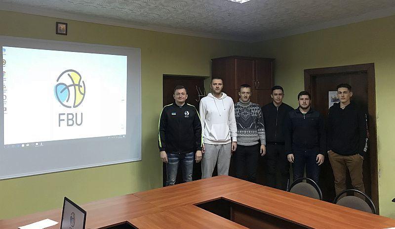 У Львові відбувся семінар для молодих арбітрів