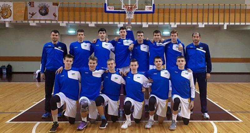 Збірна України U-14 впевнено перемогла росіян