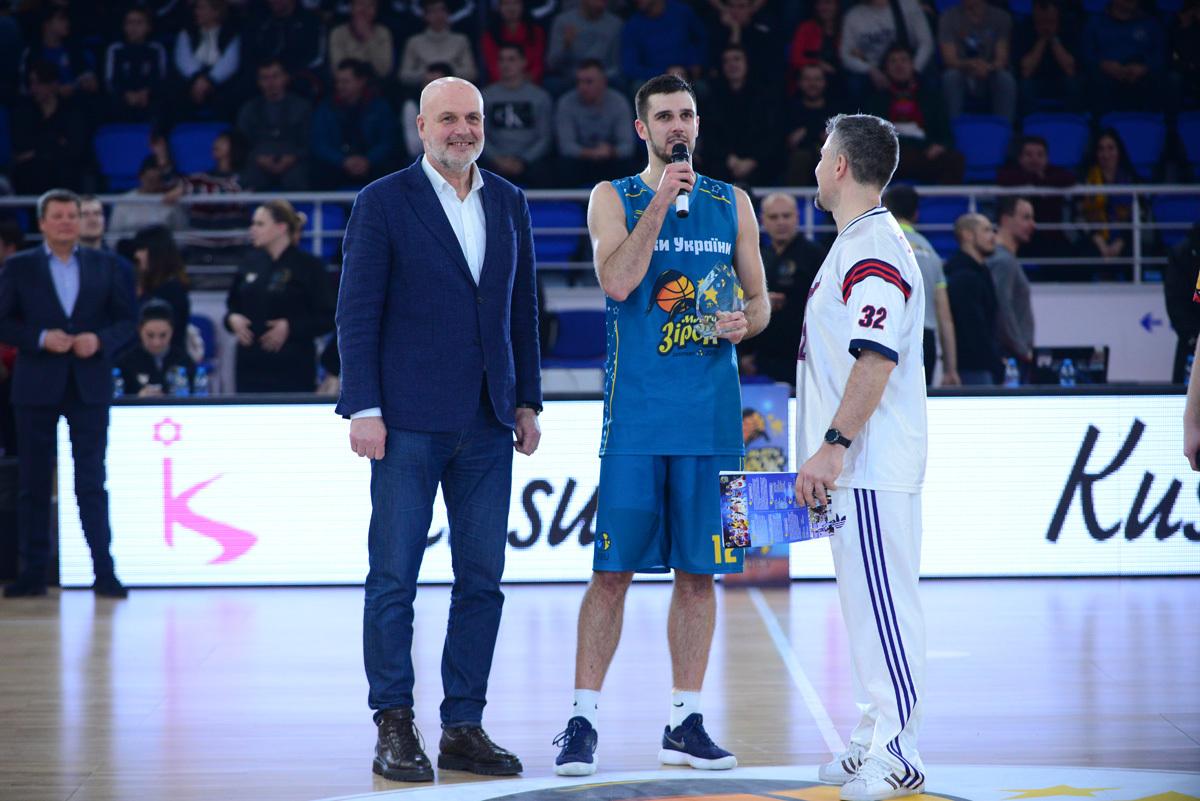 Павло Крутоус – MVP Матчу зірок-2019