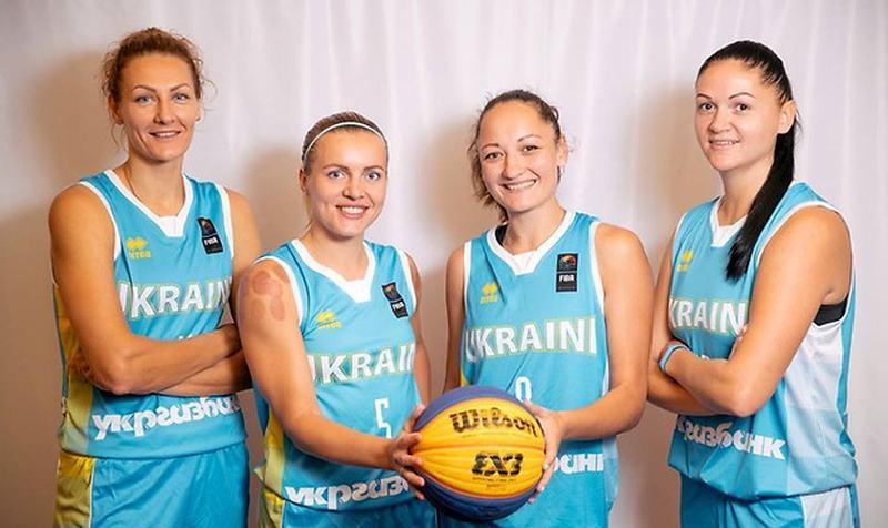 НОК України підтримає збірні з баскетболу 3х3