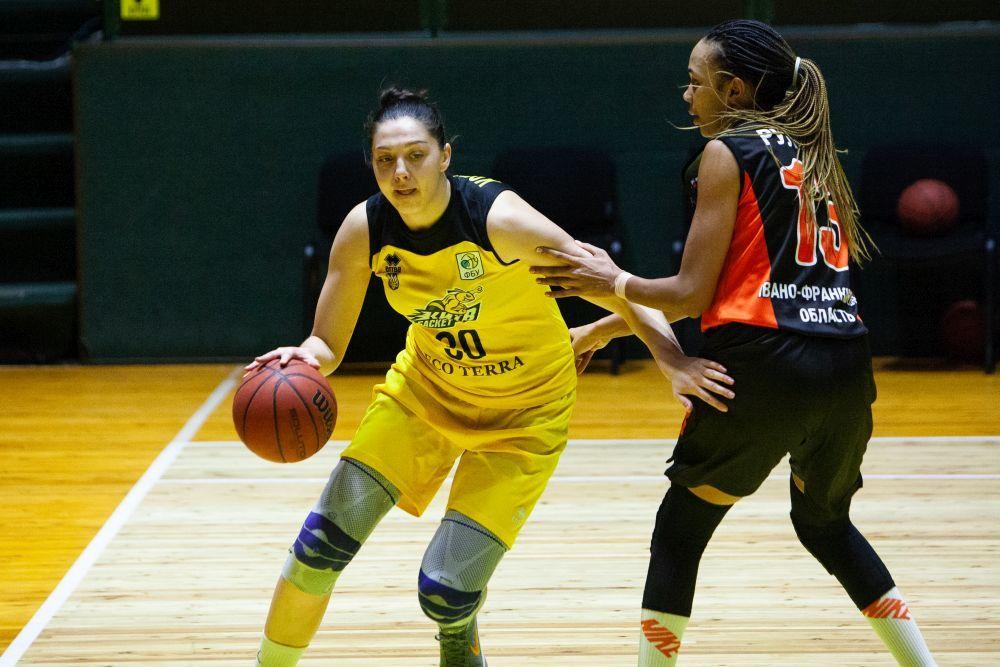 Кубок України (жінки): Київ-Баскет оформив путівку до Фіналу чотирьох