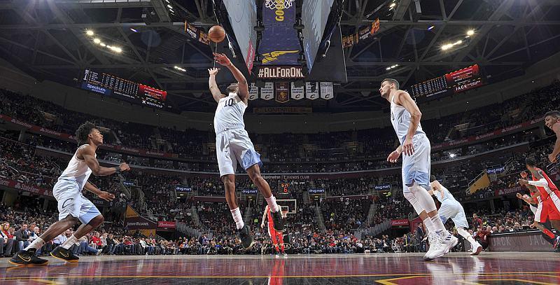Найкращі данки та моменти місяця в НБА