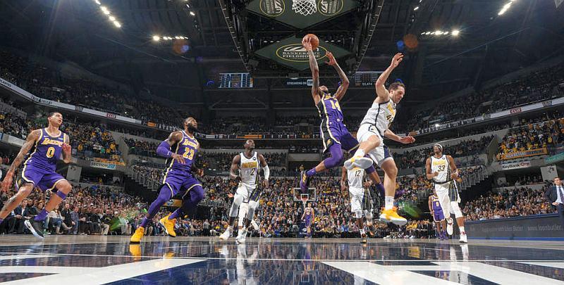 Матчі НБА 6 лютого: результати і відео моментів