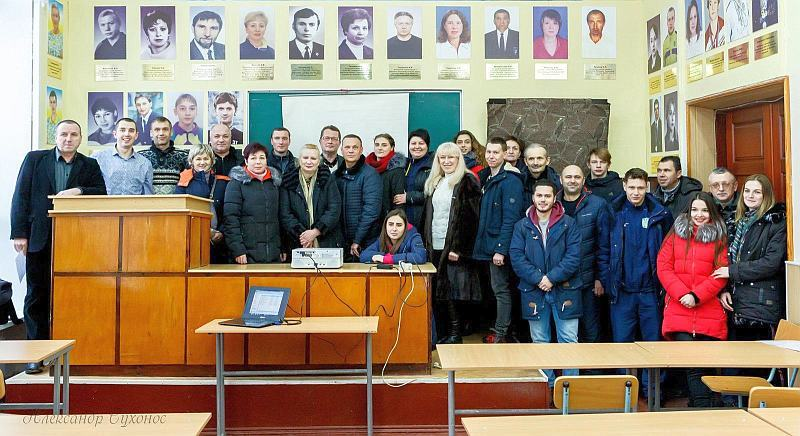 У Кропивницькому відбувся баскетбольний семінар