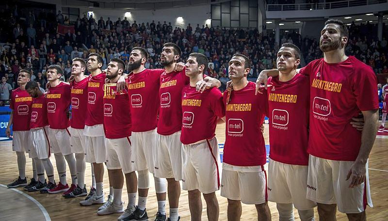 Чорногорія назвала склад на матч проти України