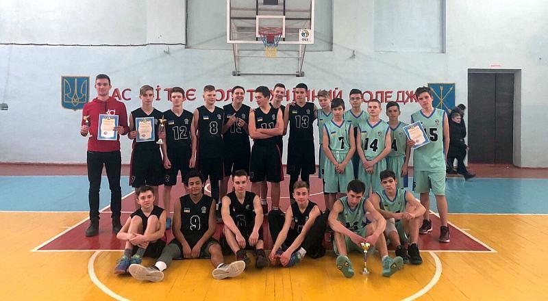 У Хмельницькому фінішувала шкільна баскетбольна спартакіада