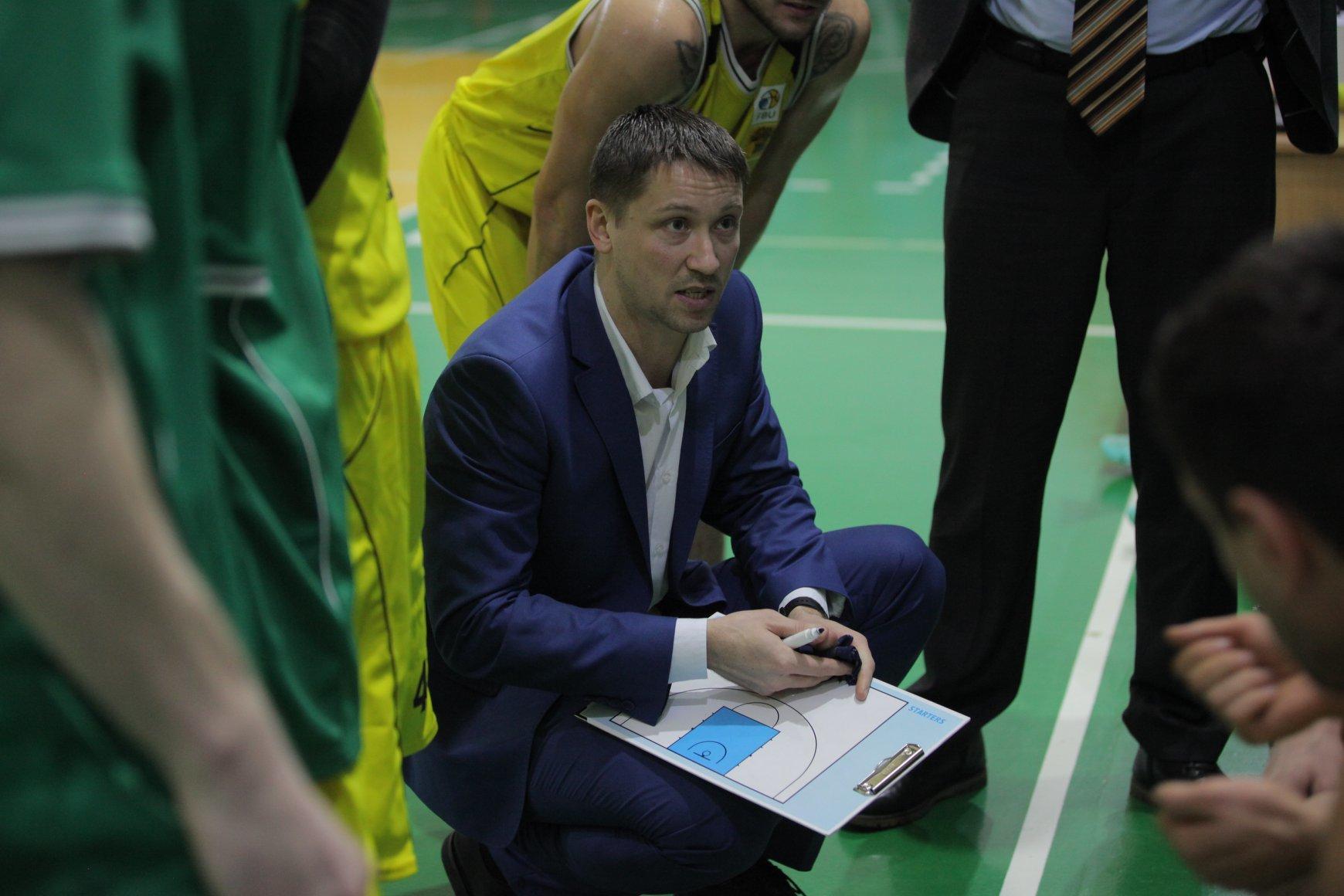 Дмитро Забірченко: в збірній України багато гравців можуть повести за собою, але головне – командні дії