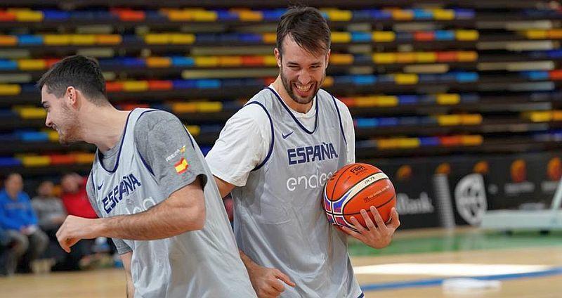 Збірна Іспанії летить до Латвії за перемогою