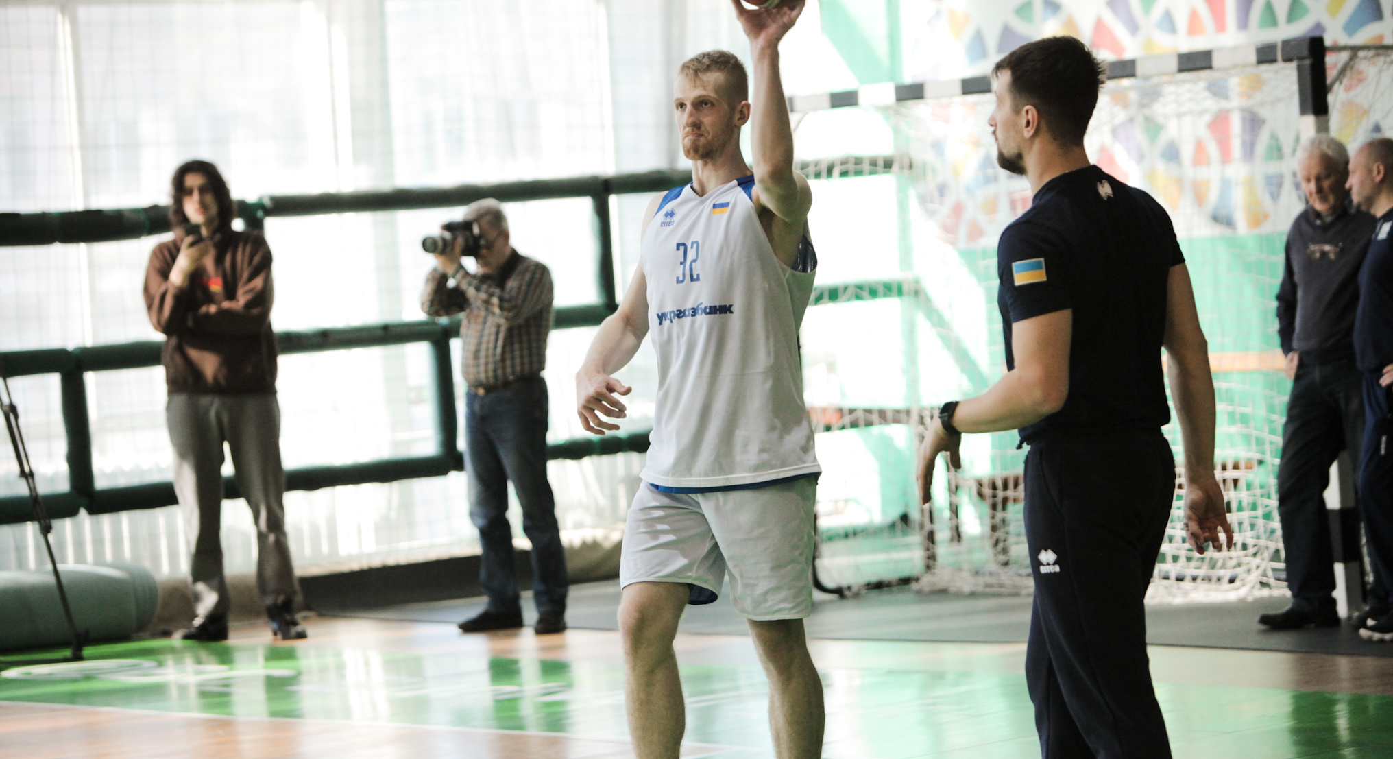 Богдан Близнюк: гравці та тренери роблять усе, щоб у збірній я почував себе комфортно