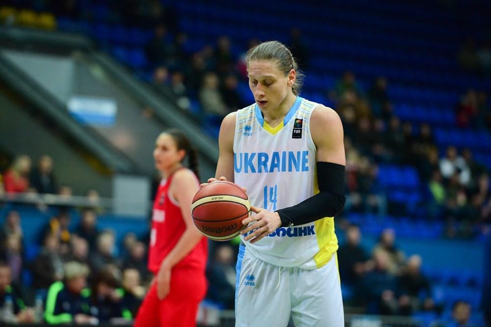 Аліна Ягупова підписала контракт з Лос-Анджелес Спаркс