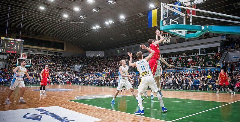 Збірна України програла Чорногорії: фотогалерея матчу