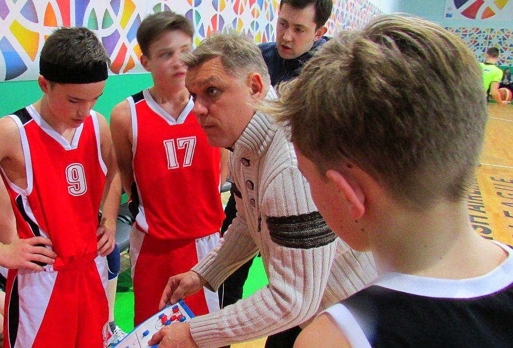 Олег Сосой: найбільша проблема баскетбольної Донеччини – це кадри і бази