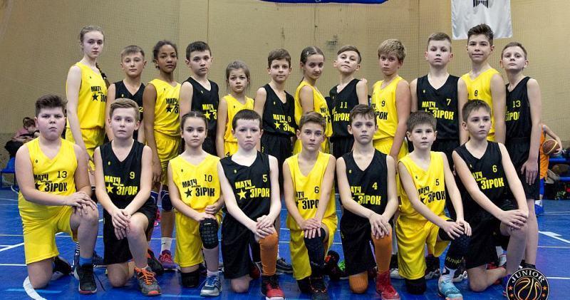 У Харкові відбувся відкритий чемпіонат з міні-баскетболу