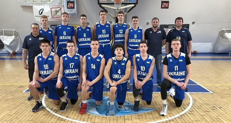 Збірна України U-18 поступилася на старті турніру в Італії