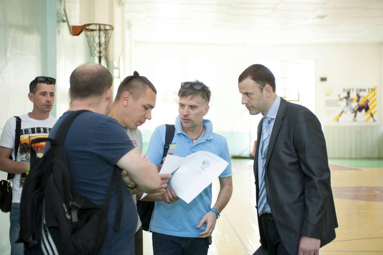 15 фактів, які необхідно знати про навчання і ліцензування баскетбольних тренерів в Україні
