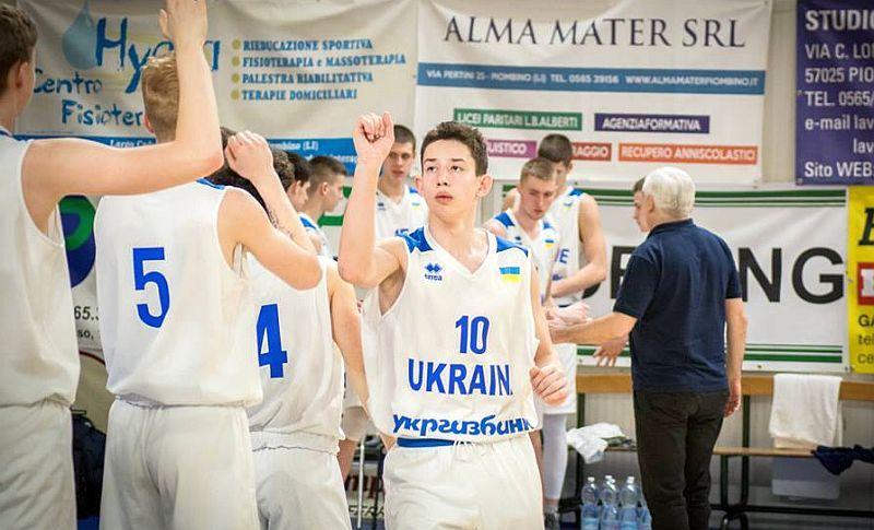 Збірна України поступилася в драматичному півфіналі турніру в Італії
