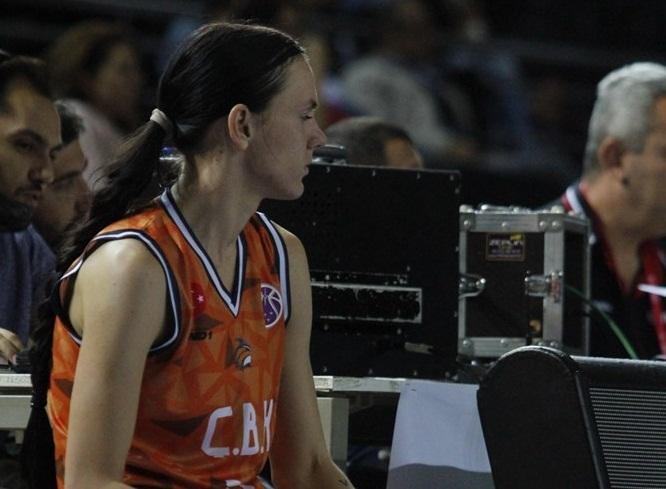 Людмила Науменко: ушкодження коліна не має завадити мені зіграти у ЄвроКубку