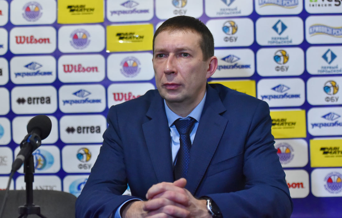 Олег Юшкін: для нашого молодого клубу Фінал чотирьох – це вже хороший результат, але зупинятися ми не бажаємо