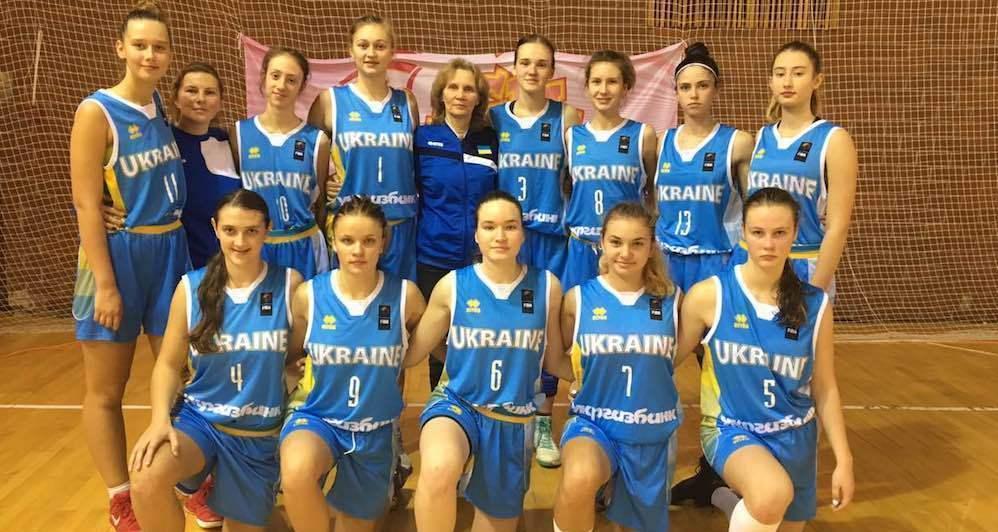 Жіноча збірна України U-16: краківські випробування у EYBL