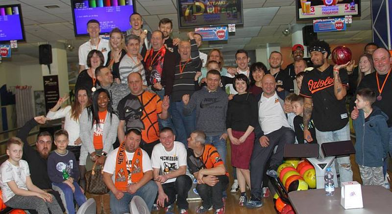 Чемпіони України зустрілися з вболівальниками
