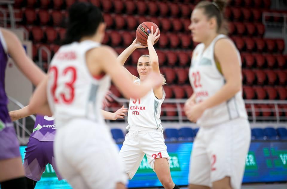 Жіноча Суперліга: анонс матчу Чайка - Козачка