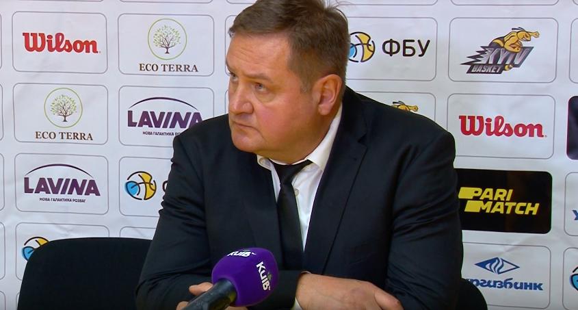 Київ-Баскет взяв реванш у Дніпра: відео коментарів після гри
