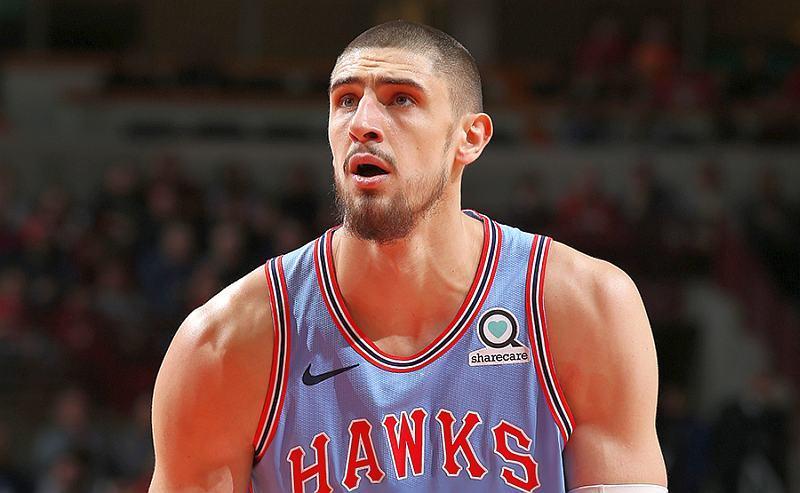 Українець Лень встановив новий рекорд в НБА
