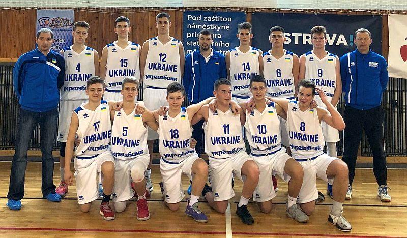 Збірна України U-14 зіграла два матчі етапу ЄЮБЛ