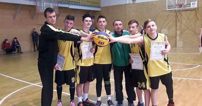 У Кропивницькому відбувся обласний етап юнацького чемпіонату України з баскетболу 3х3