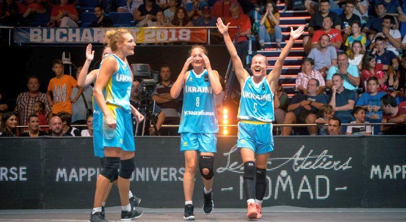 ФІБА створить новий турнір з баскетболу 3х3
